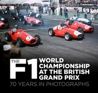 The F1 World Championship at the British Grand Prix