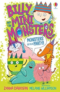 Monsters go to a Party