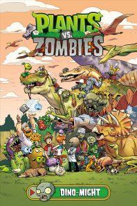 Plants vs. Zombies Volume 12