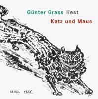 Guenter Grass liest Katz und Maus