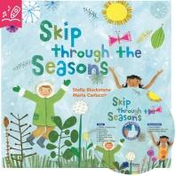 노부영 송 애니메이션 세이펜 Skip through the Seasons (원서 & CD)
