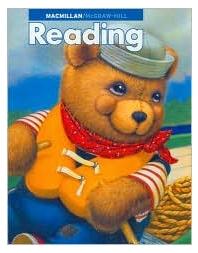 Macmillan/ McGraw-Hill Reading Grade K