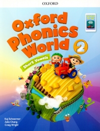 Oxford Phonics World: Level 2: Student Book with Reader eBook