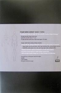 9 Heads Notebook--Women's Fashion