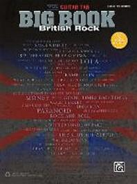 The New Guitar Big Book of Hits -- British Rock