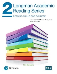 Longman Academic Reading Series. 2 with Essential Online Resources