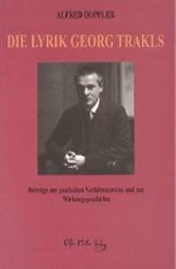 Die Lyrik Georg Trakls