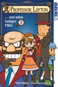 Professor Layton 03