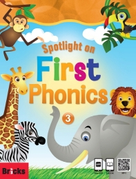 Spotlight on  First Phonics Set. 3(Student Book + Storybook)