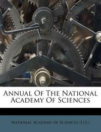 Annual of the National Academy of Sciences