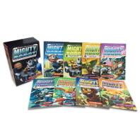 Ricky Ricotta's Mighty Robot Set (Book #1~8)