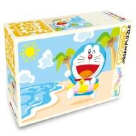 도라에몽 직소퍼즐 150pcs: 해변