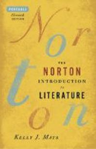 The Norton Introduction to Literature (Portable Edition)