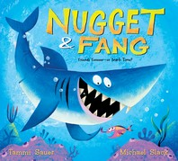 Nugget and Fang (Lap Board Book)