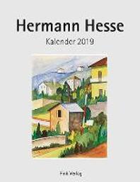 Hermann Hesse 2019. Kunstkarten-Einsteckkalender