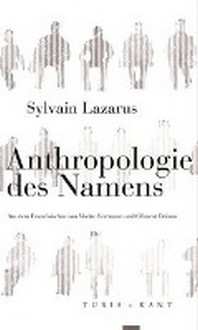 Anthropologie des Namens