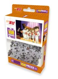 명탐정 코난 직소퍼즐 108pcs: 발표회(걸이형)