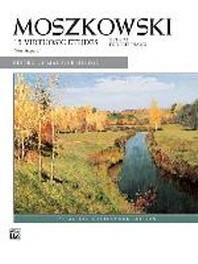 """Moszkowski 15 Virtuosic Etudes, Opus 72 For the Piano : """"Per Aspera"""""""