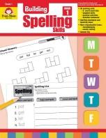 Building Spelling Skills, Grade 1
