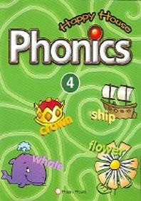 PHONICS 4 (HAPPY HOUSE) (교재)