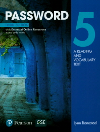 Password 5 SB with Essential Online Resources