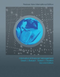 International Financial Management: Pearson New Internationa