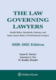 The Law Governing Lawyers
