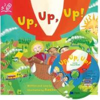 노부영 송 애니메이션 세이펜 Up, Up, Up! (원서 & CD)