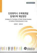 인천광역시 주택재개발 임대주택 매입방안