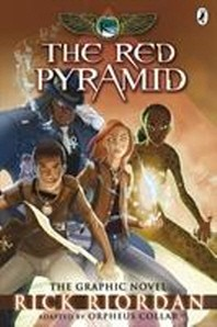 Kane Chronicles: The Red Pyramid: The Graphic Novel