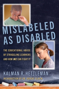 Mislabeled as Disabled