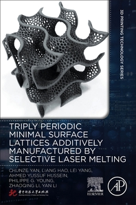 Triply Periodic Minimal Surface Lattices Additively Manufactured by Selective Laser Melting