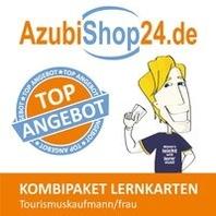 AzubiShop24.de Kombi-Paket Lernkarten Tourismuskaufmann/-frau