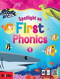 Spotlight on  First Phonics Set. 4(Student Book + Storybook)