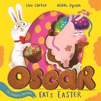 Oscar the Hungry Unicorn Eats Easter