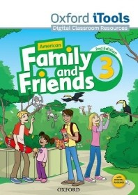 American Family and Friends 2E 3 iTools CD-ROM
