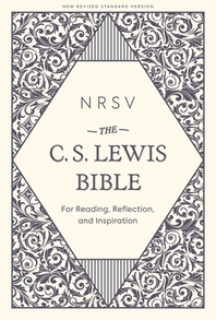 Nrsv, the C. S. Lewis Bible, Hardcover, Comfort Print