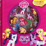 STUCK ON STORIES MY LITTLE PONY
