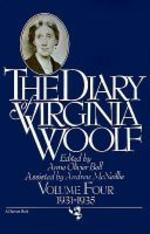 The Diary of Virginia Woolf, Volume 4