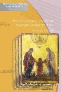 Mary and Joseph, and Other Dialogue Poems on Mary