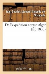 De L'Expedition Contre Alger