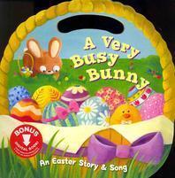 A Very Busy Bunny