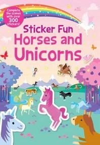 Sticker Fun Horses and Unicorns