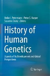History of Human Genetics