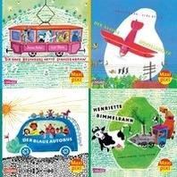 Maxi-Pixi-4er-Set 75: Henriette Bimmelbahn und ihre Freunde (4x1 Exemplar)