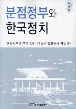 분점정부와 한국정치