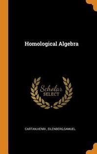 Homological Algebra