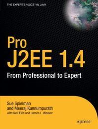 Pro J2EE 1.4