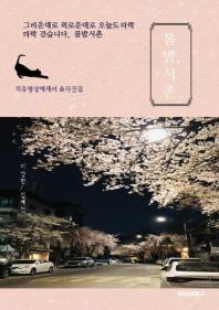 봄밤, 서촌 (컬러판)