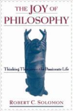 The Joy of Philosophy